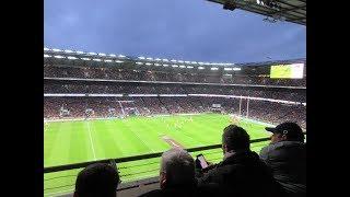 England VS Wales Six Nations Highlights