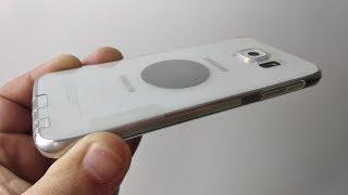 Оригинальный чехол Nillkin для Samsung Galaxy S6 / ИДЕАЛ! ► Посылка из Китая / AliExpress