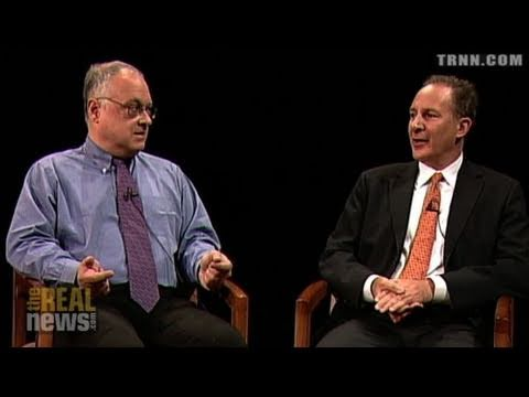 Schiff vs. Henwood on Economic Crisis