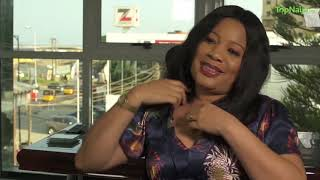 EXCLUSIVE Why I Married My Husband Without Dating Him - Monalisa Chinda-Coker