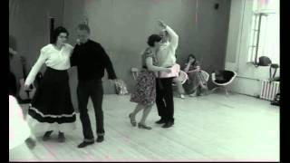"""Spelemannslaget """"Gammeldans"""", St. Petersburg: Reinlender"""