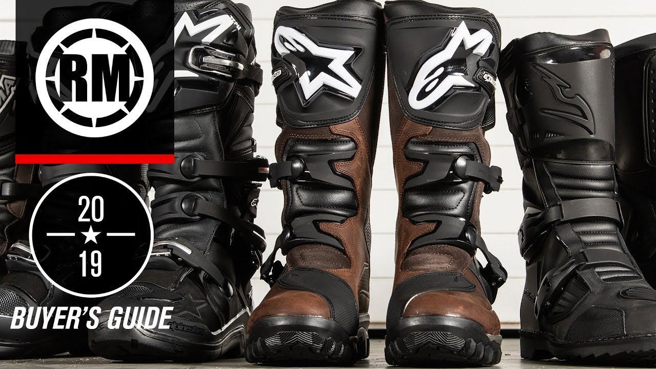 Best ADV Motorcycle Boots | 2019