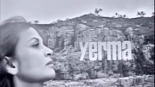 Video Teleteatro - Yerma 1974 - TV Cultura download MP3, 3GP, MP4, WEBM, AVI, FLV Juli 2017
