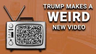 Trump Runs Bizarre Commercial Congratulating Himself Free HD Video