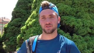 Patrik Rikl po vítězství ve čtvrtfinále Rieter Open Ústí nad Orlicí 2018