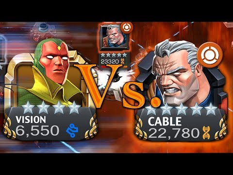 OG Vision Vs AQ Cable Boss Section 2 [Interception examples Included!]