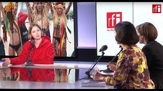Cоосновательница Femen Саша Шевченко: «Не обманывайтесь, Femen больше нет»