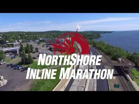 North Shore Inline Marathon 2016- I-35 Tunnels Paving Process