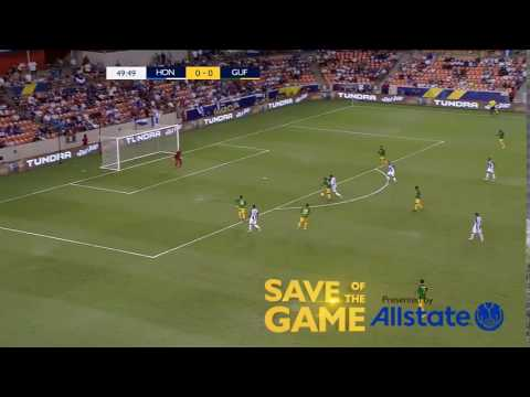Save of the Game Presented by Allstate | Honduras vs French Guiana