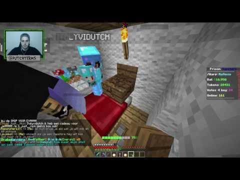 IK KRIJG EEN DRAKENHOOFD!! - Minecraft Prison #10