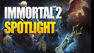 Immortal Treasure 2 Spotlight - The International 10 Dota 2