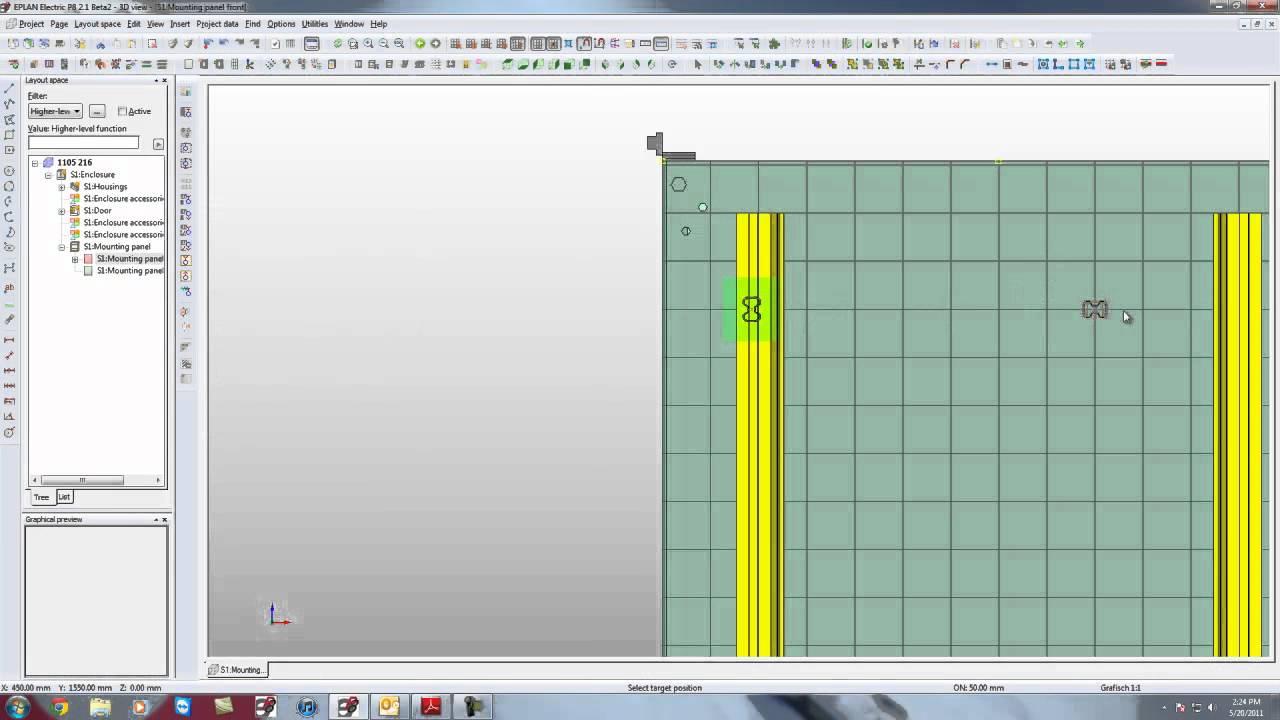 Eplan P8 Pro Panel 2 4 Rar E Plan Electrical Pictures Virtual Control Cabinet Engineering