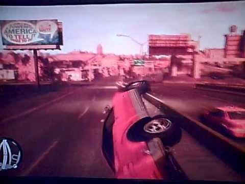 GTA IV - Epic Police Chase