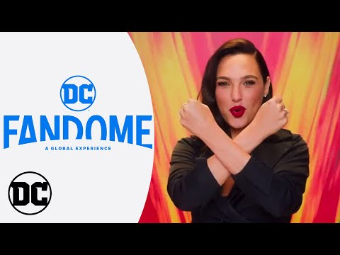 DC FanDome: Hall of Heroes | Official Trailer