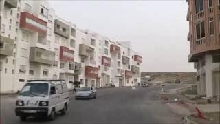 طريق الجانبية حي طنجة البالية حي مغوغة طنجة 20 07 2016 morocco tangier