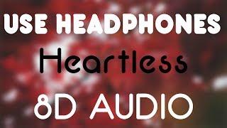 Polo G - Heartless ft. Mustard (8D AUDIO)