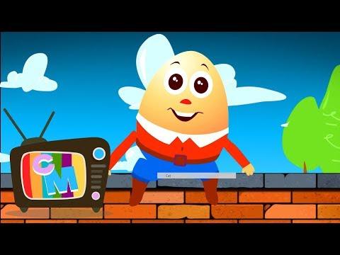 Cantec nou: Humpty Dumpty - Cantece pentru copii - Clopotelul Magic