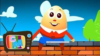 Humpty Dumpty - Cantece Pentru Copii - Clopotelul Magic