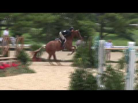 Video of HAMILTON ridden by LAINIE R. DEBOER from ShowNet!