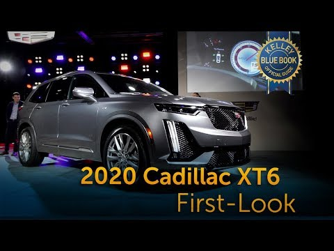 2020 Cadillac XT6 - First Look