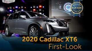 2020 Cadillac XT6 - First Look