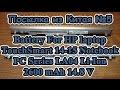 Vídeo: BATERIA NOTEBOOK COMPATIBLE HP VK04 2600 Mha
