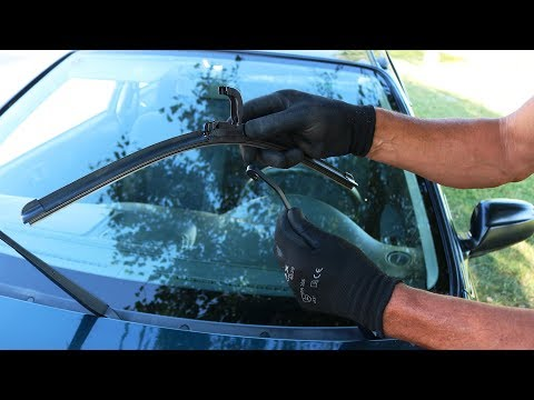 Honda Civic - Windshield Wiper Blades Replacement