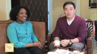 Tea With Toan: Princess Tirelo Molotlegi And NBA Team Up To Inspire Confidence In Youth (interview)
