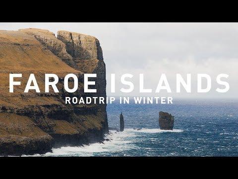 Faroe Islands Roadtrip in Winter