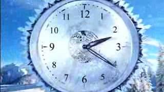 """Заставка """"Переход на Зимнее время"""" 2010 Первый канал"""