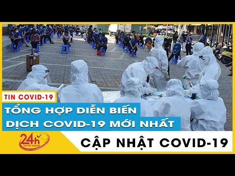 Tin tức Covid-19 mới nhất hôm nay 19/7.Tình hình Virus Corona TP.HCM số ca nhiễm covid hôm nay  cao