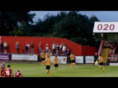 Ryan Donaldson Goal - Welling United