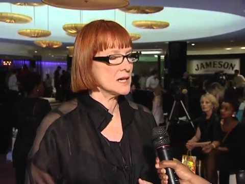 SA Fashion Week with Lucilla Booyzen