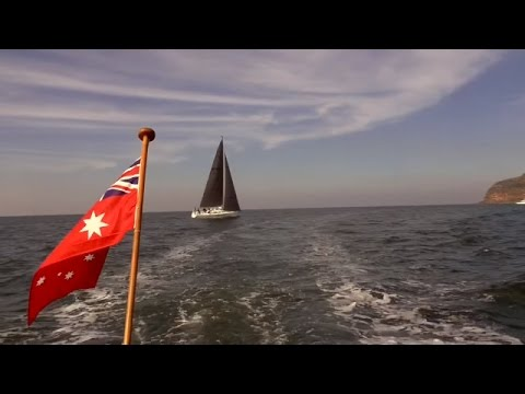 Hawkesbury River To Sydney Harbour By Timber Trawler