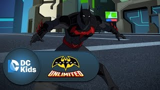 Croc Rocks the Museum | Batman Unlimited | Episode 9