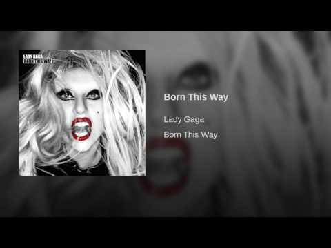Lady Gaga - Born This Way (Audio) Mp3