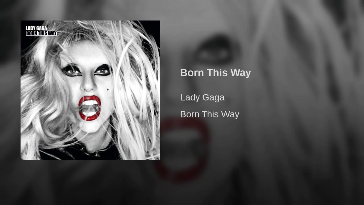 Download Lady Gaga - Born This Way (Audio)