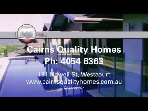 Cairns Quality Homes - For Quality You Can Trust