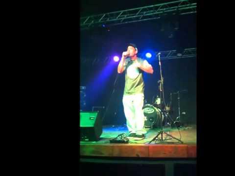 Garage Fest 2015 - Rapper Jander