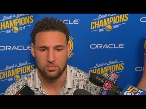 Klay Thompson ANGRY After Game 5 Loss To Clippers & Wants A 30 Point Win In Game 6!