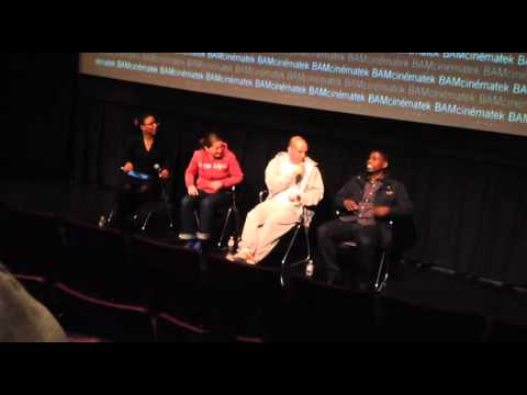 Sneaker Stories: Panel Presentation at New Voices in Black Cinema