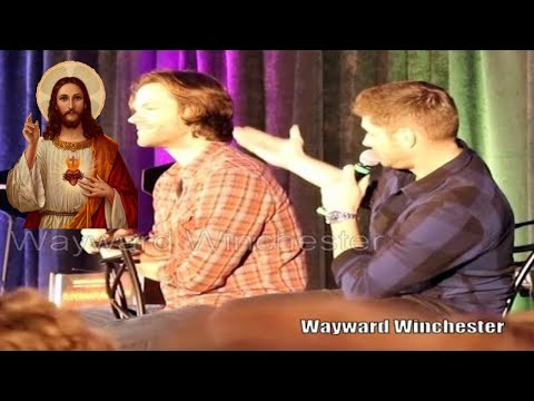 Jared Padalecki IS Jesus On Supernatural ORLCON 2018
