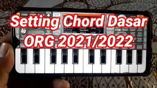 Gampang!! Cara setting kunci dasar ORG 2021/2022