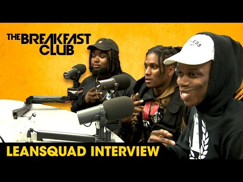 LeanSquad Talk Viral Videos, Bust Dope Rhymes And Dance Moves