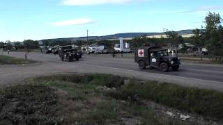 Mvpa Alaska Highway Convoy 2012 Group 6
