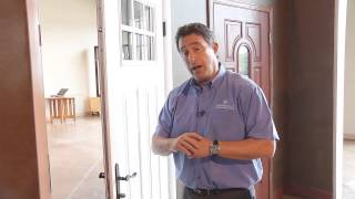 Door Security with Multi-Point Lock on Single Entry and French Doors