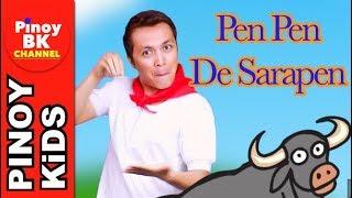 Pen Pen de Sarapen | Pinoy BK Channel🇵🇭 | TAGALOG SONGS FOR KIDS (AWITING PAMBATA)