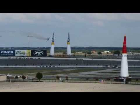 Red Bull Air Racing at Texas Motor Speedway