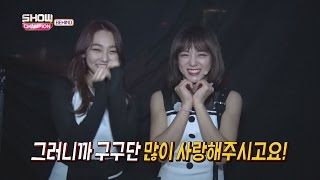 (Showchampion behind EP.39) Let's learn together GUGUDAN's Point choreography