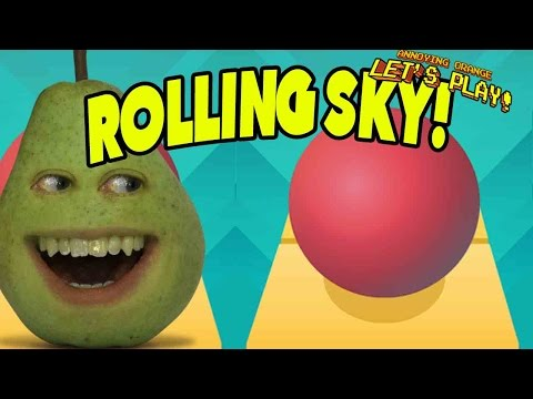 Pear Plays - Rolling Sky